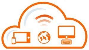 Cloud Pro Orange