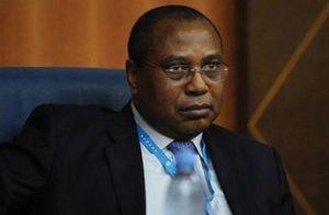 Eugene Juwah, vice-président exécutif/directeur général de la Nigerian Communications Commission (NCC)