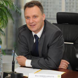 Wim Vanhelleputte, le PDG de MTN Côte d'Ivoire