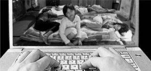 Abus sexuel des enfants sur le Net