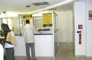 Western Union Abidjan perturbation