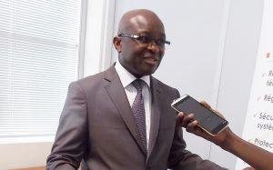 Bilé Diéméléou, directeur général de l'Autorité de régulation des télécommunications/Tic de Côte d'Ivoire (Artci)