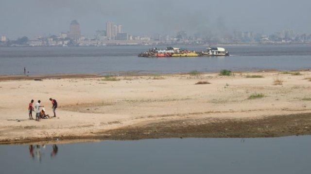 Brazzaville et Kinshasa