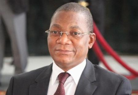 Bruno Nabagné Koné, ministre des Postes et Télécommunications