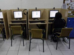 Kinshasa Internet autorisé