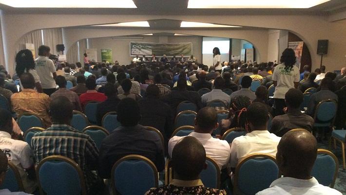 Image IT Forum 2016 à l'hôtel Sarakawa de Lomé.