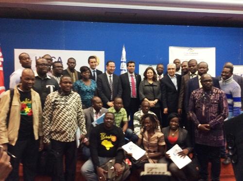 Plusieurs délégations étrangères ont participé au SITIC Africa 2017