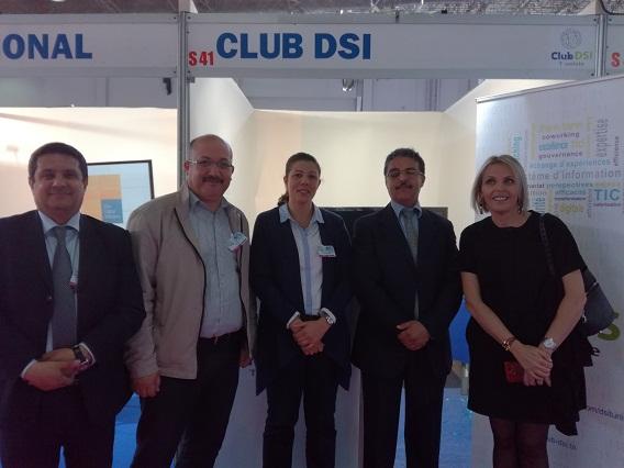 Membres du Club DSI  Tunisie