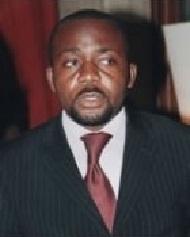 Kedi Beh Emmanuel, responsable du Cabinet Impact.