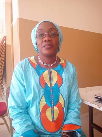 Maimouna Diop, Présidente élue de ISOC Sénégal