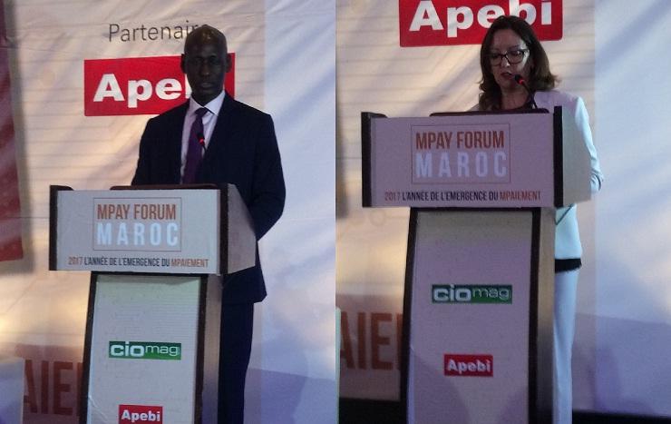 La 1ère édition de Mpay Forum Maroc est une initiative du directeur de publication de CIO Mag, Mohamadou Diallo, organisée en partenariat avec l'APEBI présidée par Mme Saloua Karkri Belkziz.