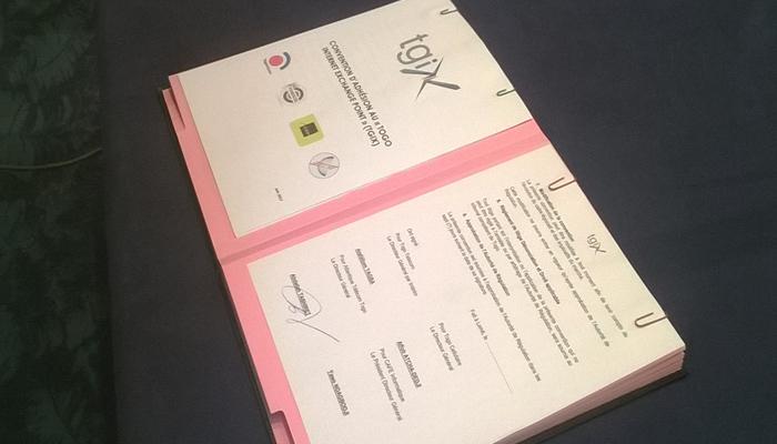 La convention signée par les fournisseurs d'accès internet (FAI).