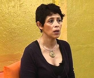 une de Maria Luisa Angulo responsable de l'association Trias Culture.
