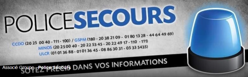 police-secours