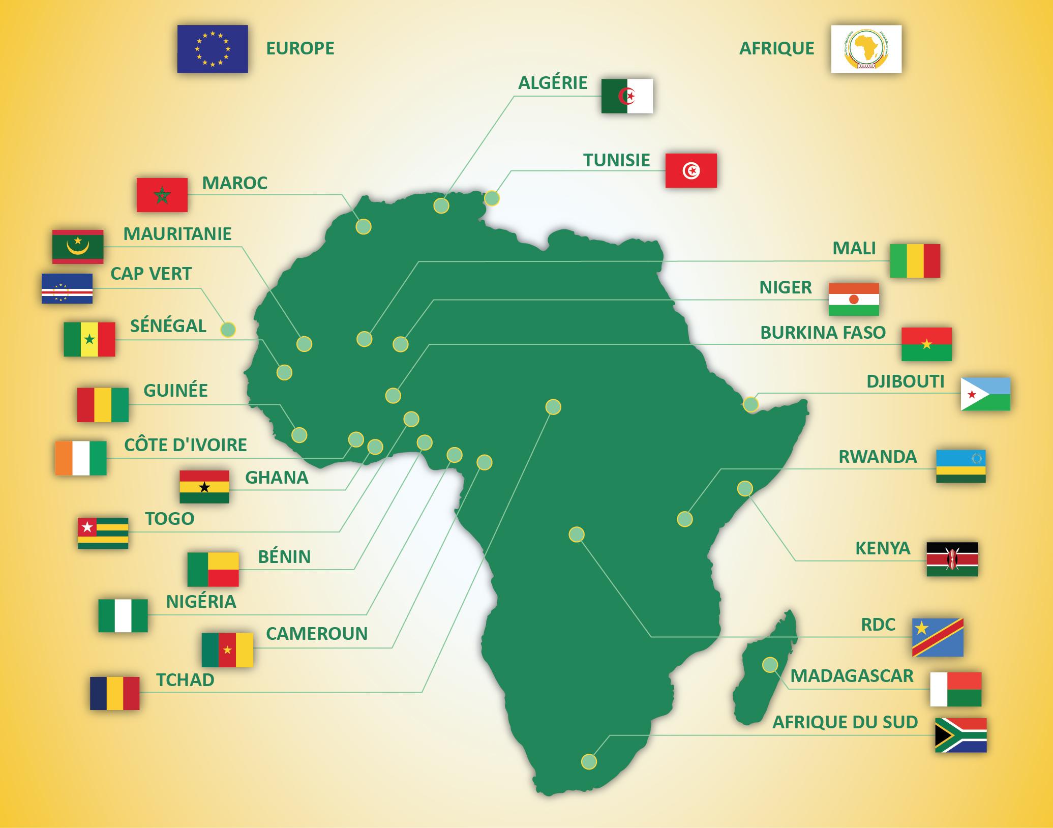 Les solutions africaines à la crise