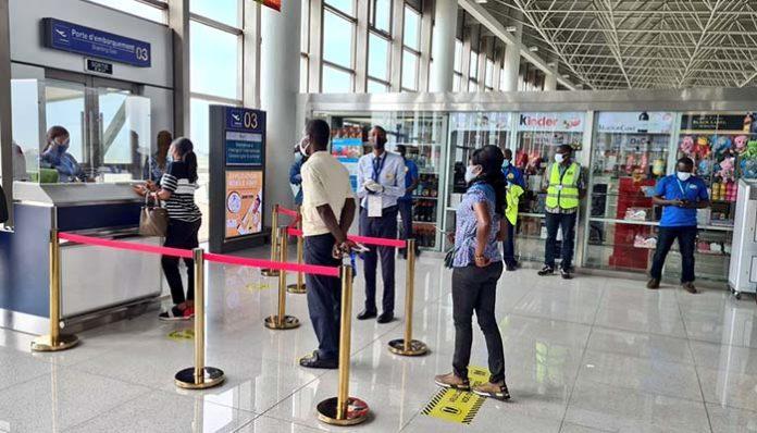 Le digital en appui à la reprise des vols au Togo