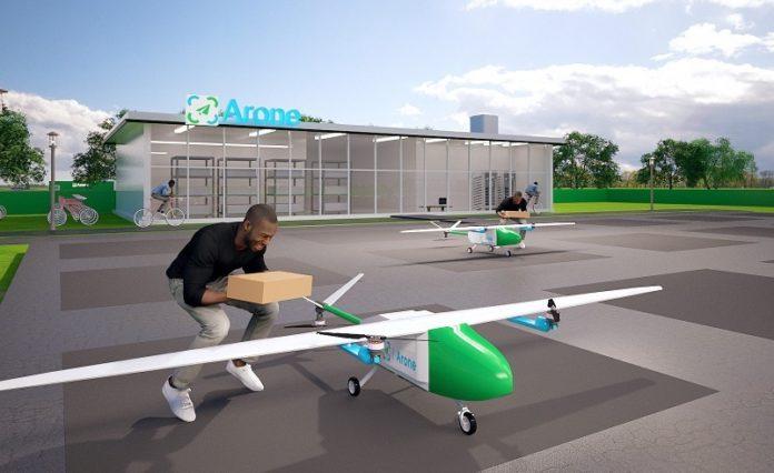 E-Santé / Nigéria : les drones d'Arone livrent les hôpitaux